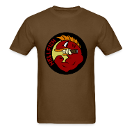 T-Shirts ~ Men's T-Shirt ~ The Simpsons: Flying Hellfish 2