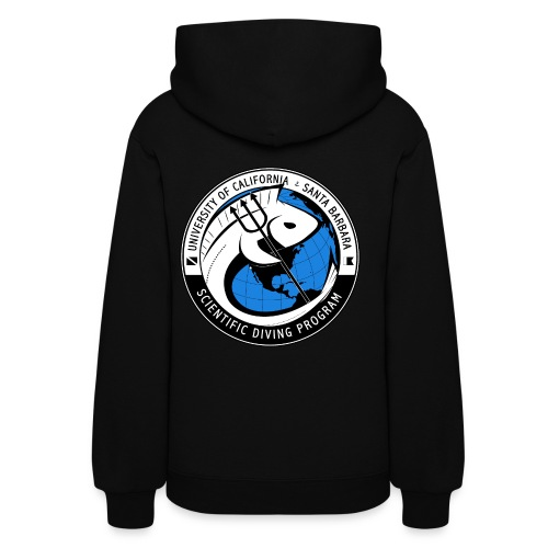 Santa Barbara Scientific Diving Women's Hoodie - Women's Hoodie