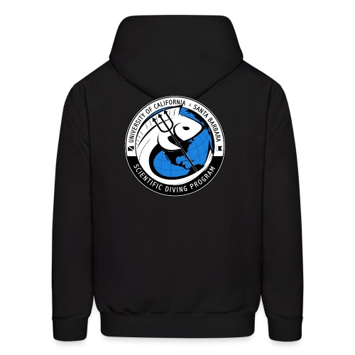 Santa Barbara Scientific Diving Men's Hoodie - Men's Hoodie