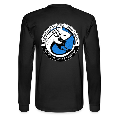 Santa Barbara Scientific Diving Men's Long Sleeve T-Shirt - Men's Long Sleeve T-Shirt