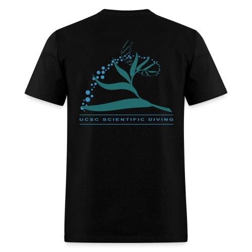 Santa Cruz Scientific Diving Men's T-Shirt - Men's T-Shirt