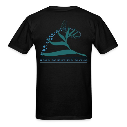 Santa Cruz Scientific Diving Men's T-Shirt - Men's T-Shirt