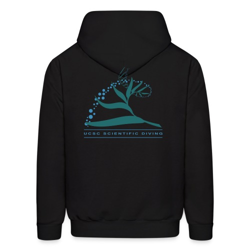 Santa Cruz Scientific Diving Men's Hoodie - Men's Hoodie