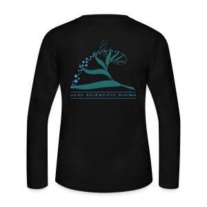 Santa Cruz Scientific Diving Women's Long Sleeve T-Shirt - Women's Long Sleeve Jersey T-Shirt
