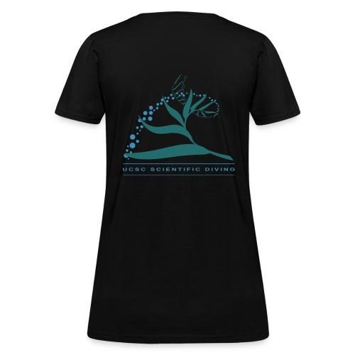 Santa Cruz Scientific Diving Women's T-Shirt - Women's T-Shirt