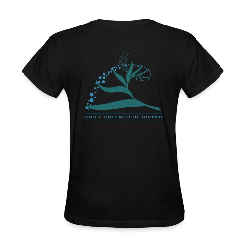 Santa Cruz Scientific Diving Women's T-Shirt - Women's T-Shirt
