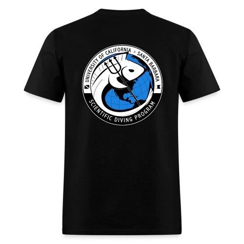Santa Barbara Scientific Diving Men's T-Shirt - Men's T-Shirt