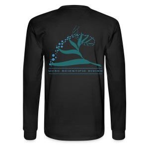 Santa Cruz Scientific Diving Men's Long Sleeve T-Shirt - Men's Long Sleeve T-Shirt