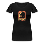 T-Shirts ~ Women's Premium T-Shirt ~ DeadToast Logo