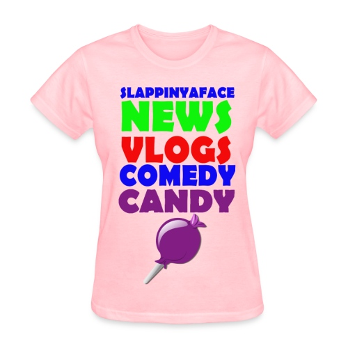 Fan Girl Candy Shirt #2 - Women's T-Shirt