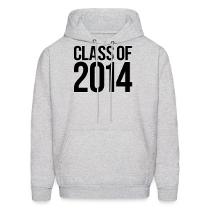 CLASS OF 2014 - Men's Hoodie