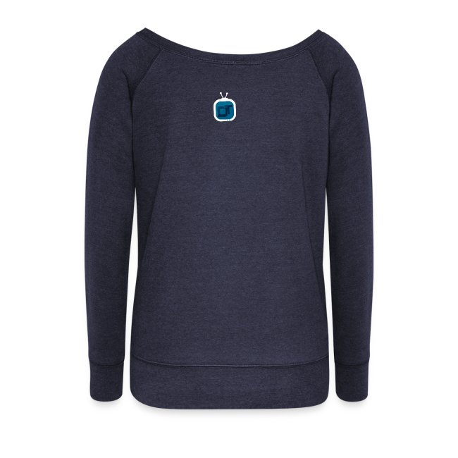 D Wide Neck Sweater