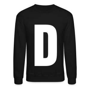 D Sweater - Crewneck Sweatshirt