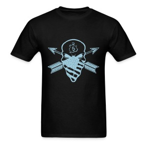 Skull Gamma 12s - Men's T-Shirt