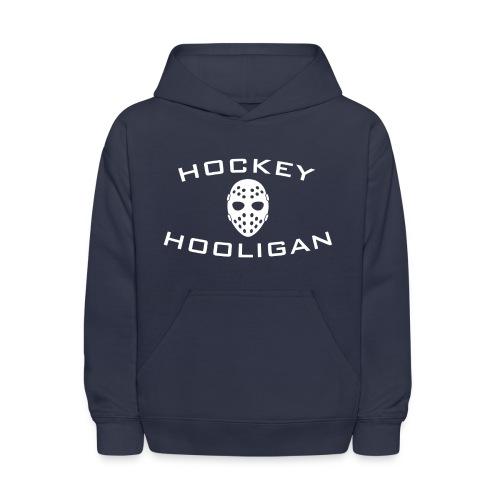 Kids Hockey Hooligan Hoodie  - Kids' Hoodie