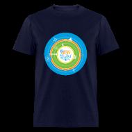T-Shirts ~ Men's T-Shirt ~ Men's Festival T-shirt (front design only)