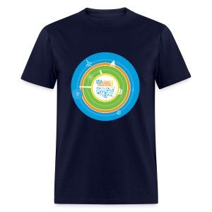 Men's Festival T-shirt (front design only) - Men's T-Shirt
