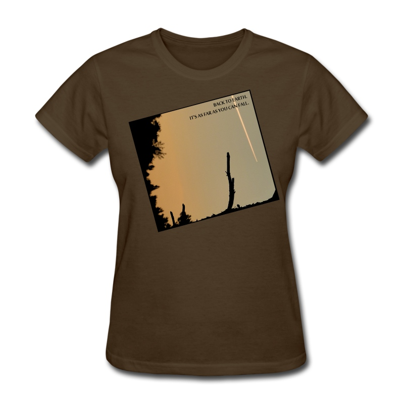 Back to Earth - Women's - Women's T-Shirt