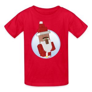 Santa-Villager - Kids - Kids' T-Shirt