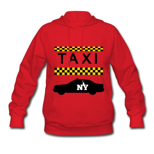 Taxi New York - Women's Hoodie