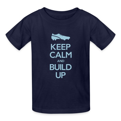 Build Up Youth Tee (Fundraising Item) - Kids' T-Shirt