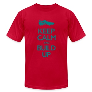 Build Up Men's Tee (Fundraising Item) - Men's T-Shirt by American Apparel