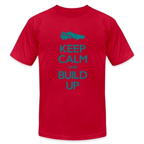 Build Up Men's Tee (Fundraising Item) - Men's  Jersey T-Shirt