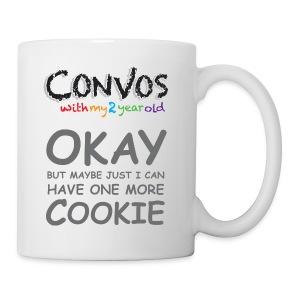 Cookie m - Coffee/Tea Mug