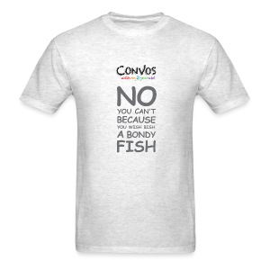 Bondy Fish ts - Men's T-Shirt
