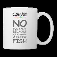 Mugs & Drinkware ~ Coffee/Tea Mug ~ Bondy Fish m