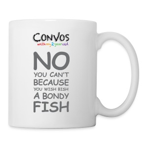 Bondy Fish m - Coffee/Tea Mug
