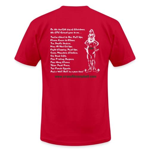 Mens 12Days - Men's Fine Jersey T-Shirt
