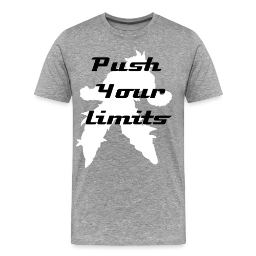 Push your limits - Men's Premium T-Shirt