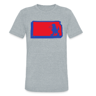 T-Shirts ~ Unisex Tri-Blend T-Shirt by American Apparel ~ GOOD OLE KANSAS