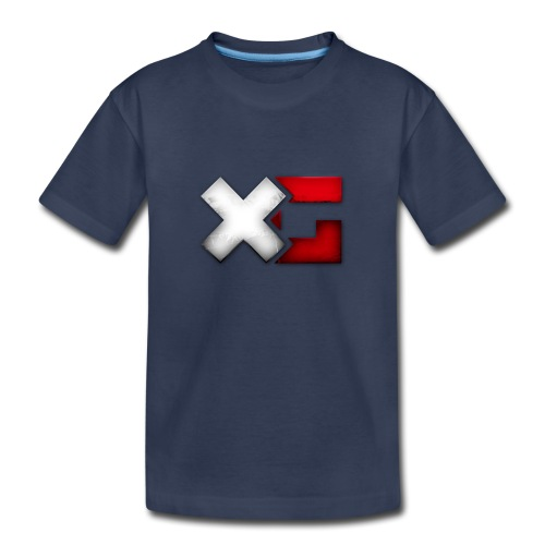 Kid's Navy XerainGaming T-Shirt - Kids' Premium T-Shirt