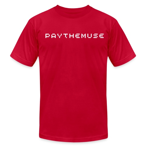 PATHEMUSE Collection Male T-Shirt  - Men's Fine Jersey T-Shirt