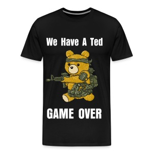 Ted T-shirt - Men's Premium T-Shirt