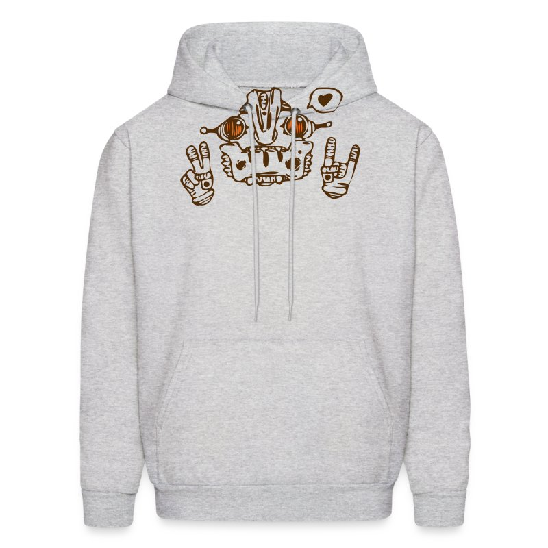 Monster Love - Men's Hoodie