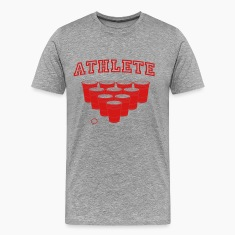 Beer Pong Athlete T-Shirts