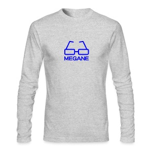 MEGANE - Men's Long Sleeve T-Shirt by Next Level