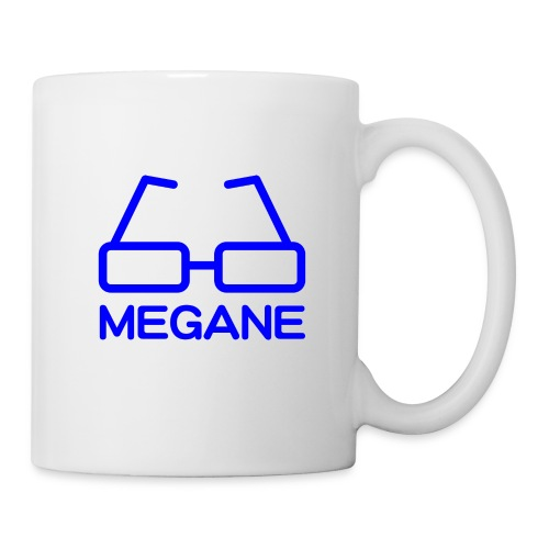MEGANE - Coffee/Tea Mug