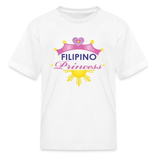 Filipino Princess - Kids' T-Shirt