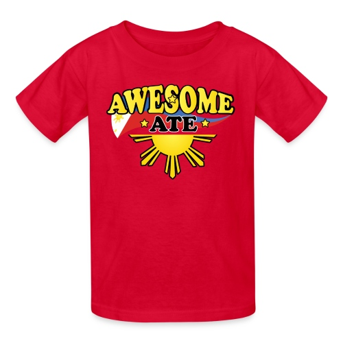 Awesome Ate - Kids' T-Shirt