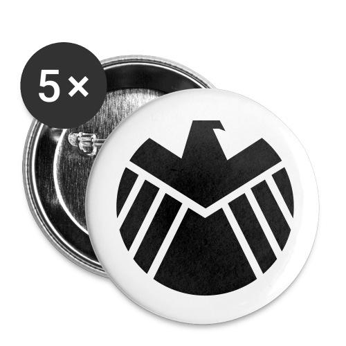 S.H.I.E.L.D Button - Large Buttons