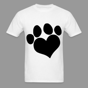Paw T-Shirts - Men's T-Shirt