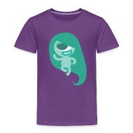 Baby & Toddler Shirts ~ Toddler Premium T-Shirt ~ Toddler's Yoshi Tee