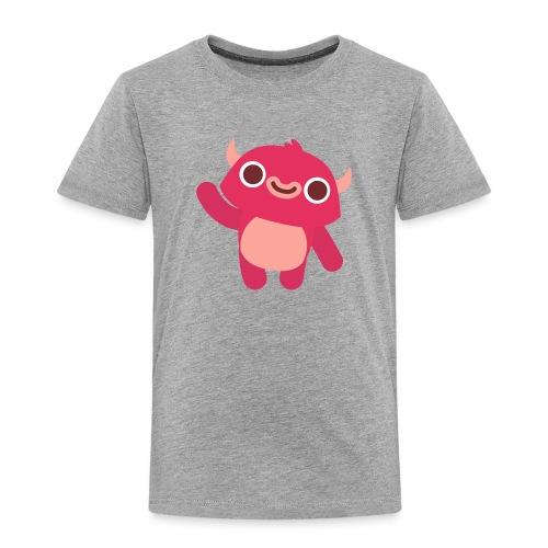 Toddler's Pinkerton Tee - Toddler Premium T-Shirt