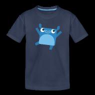 Baby & Toddler Shirts ~ Toddler Premium T-Shirt ~ Toddler's Little Blue Tee