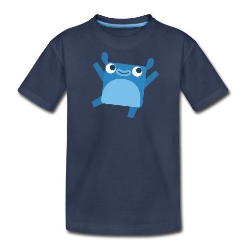 Kid's Little Blue Tee - Kids' Premium T-Shirt