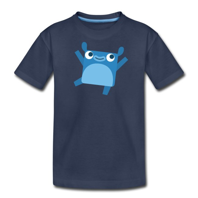 Kid's Little Blue Tee